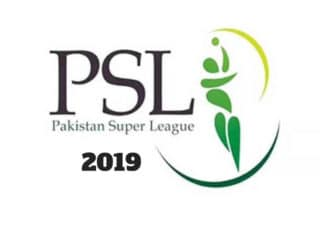 PSL 2019 Match Schedule