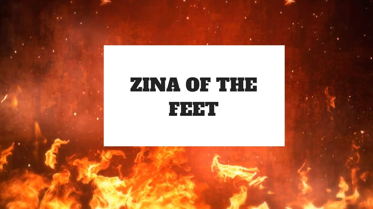 Zina of The Feet