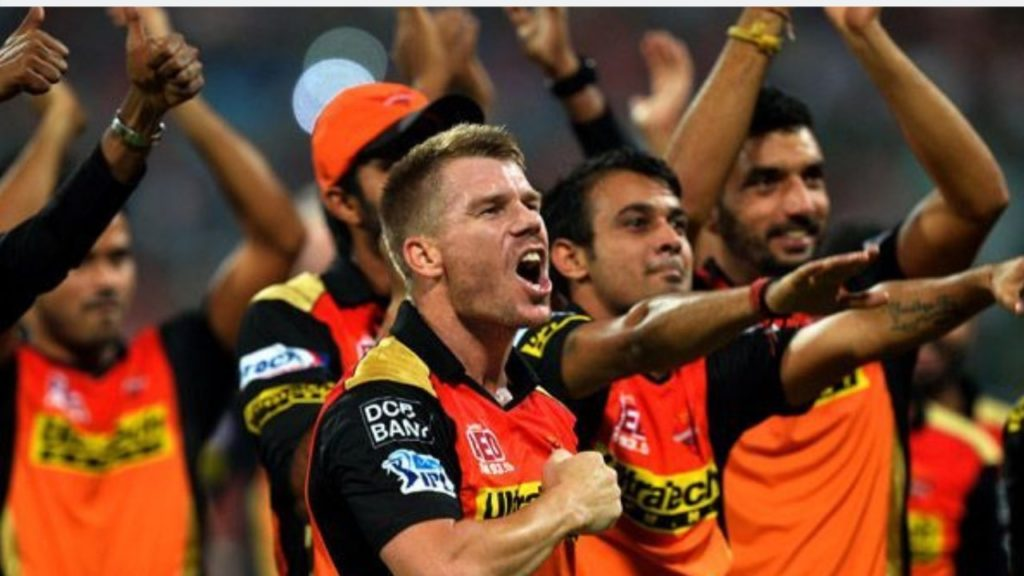 SUNRISERS HYDERABAD (SRH) SQUAD 2019