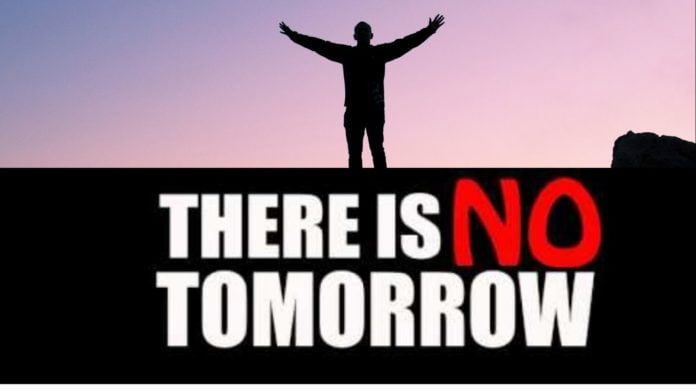 there is no tomorrow Change Now islamic motivational speech in English