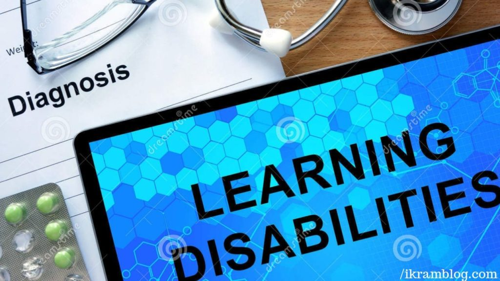 what are the top 5 learning disabilities