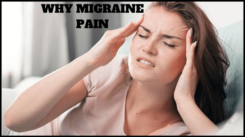 WHY MIGRAINE PAIN