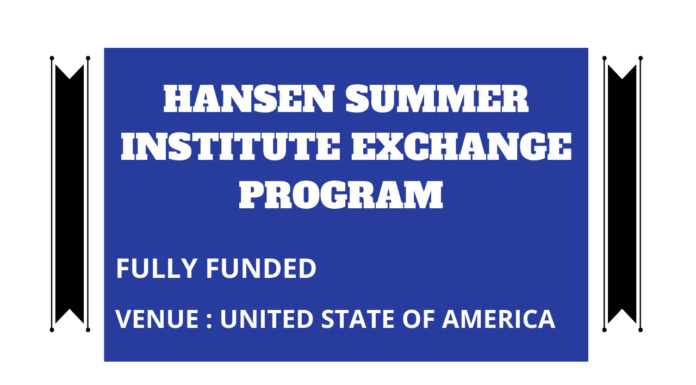 HANSEN-SUMMER-INSTITUTE
